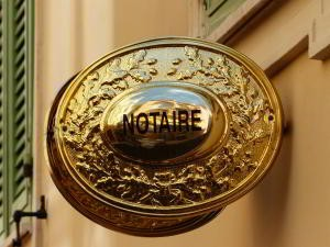 Notaire Sign