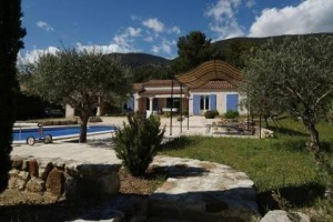 Villa in the heart of the Luberon