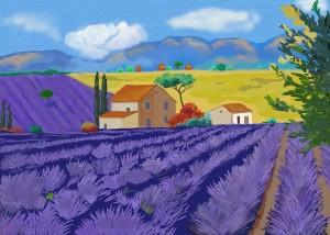 Preovence lavender
