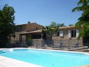 Fabulous Stone 'Mas' Gîte, Pool plus building possibility