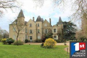 Chateau Mayenne
