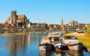 Auxerre Burgundy