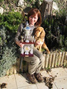 Jess Gray French National Champion